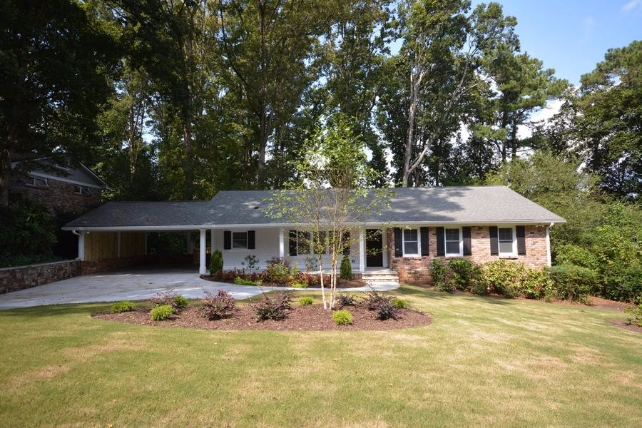 Home For Sale Cherry Tree Lane Sandy Springs