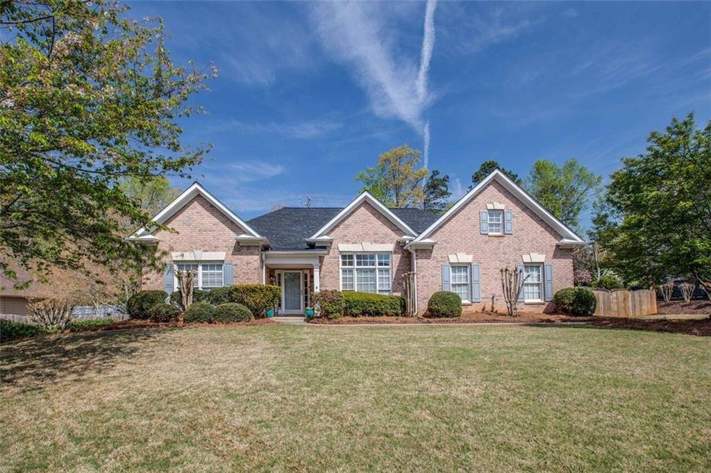Clairmonte Alpharetta Home For Sale