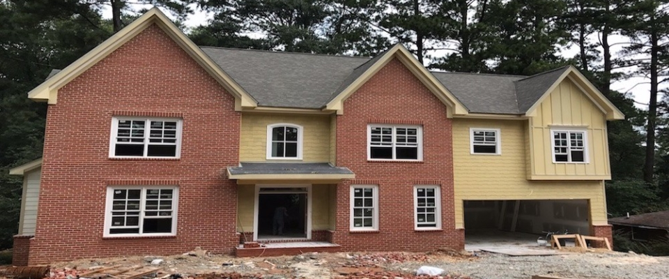 New Home For Sale in Brookhaven