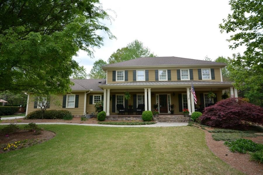 Dunwoody Home Sold Olde Village Lane